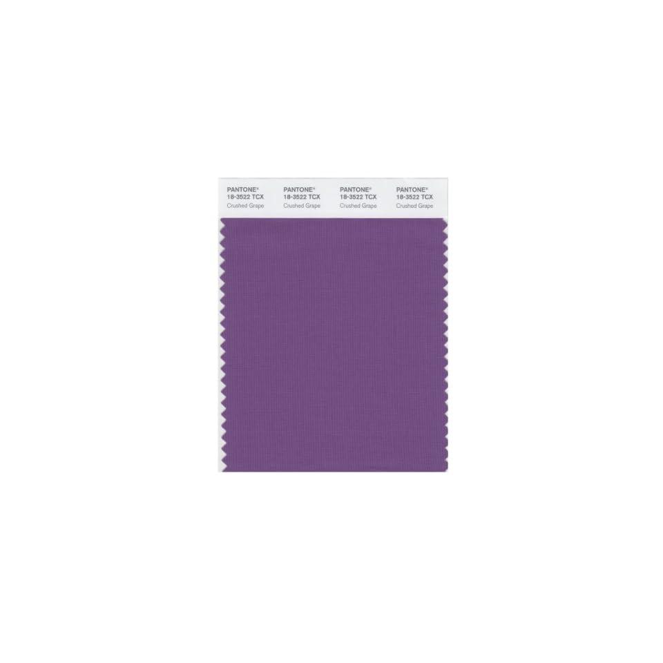 PANTONE SMART 18 3522X Color Swatch Card, Crushed Grape