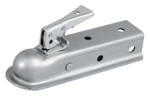 TEKTON 6088 2-Inch by 2-Inch Hitch Ball Coupler