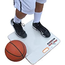 StepnGrip -- Standard Size Board -- Stop slipping on the court! Get the traction every athlete needs.