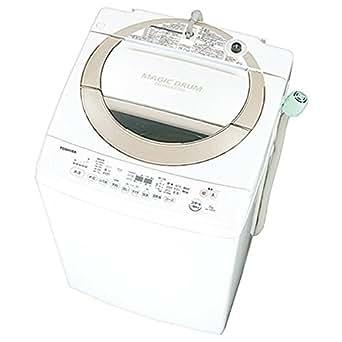 東芝 7.0kg 全自動洗濯機 サテンゴールドTOSHIBA マジックドラム AW-7D3M-N