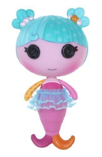 Lala-Oopsies Littles Mermaid Doll - Mermaid Kelp by Lalaloopsy TOY (English Manual)