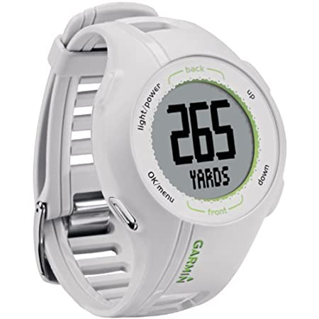 Garmin Approach S1W GPS Golf Watch (Preloaded with US Courses) Sport, Fitness