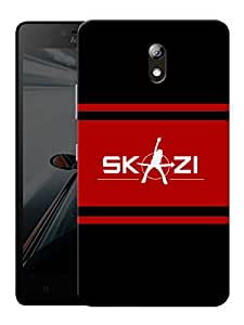 "Skazi Music Printed Designer Mobile Back Cover For ""Lenovo Vibe P1m"" By Humor Gang (3D, Matte Finish, Premium Quality, Protective Snap On Slim Hard Phone Case, Multi Color)"