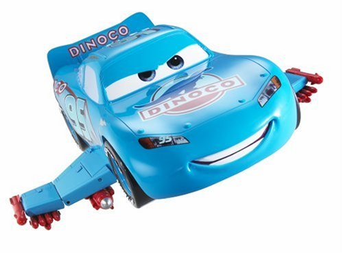 Buy Low Price Mattel Cars Lightning Storm McQueen Figure (B000JPG93S)