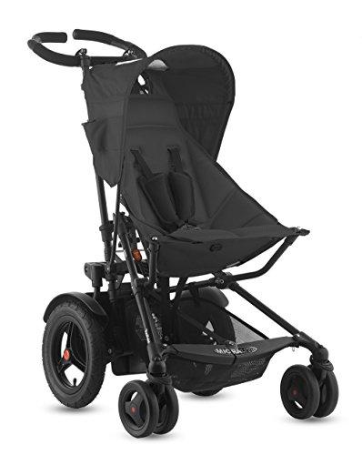 JOOVY Toofold Double Stroller, Black - 1
