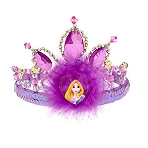 Disney Tiara Princesa Rapunzel