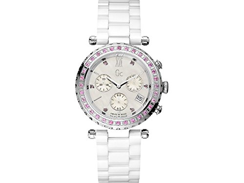 GC by Guess reloj mujer Precious Collection Diver Chic cronógrafo I01050M1