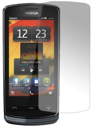 1 X Screenguard / Displayschutzfolie Nokia 700 Displayschutz Nokia 700