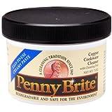 EZ Brite Penny Brite Copper & Brass Cleaner / Polish 7oz by EZ Brite Brands