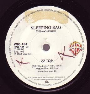 Sleeping Bag vinyl