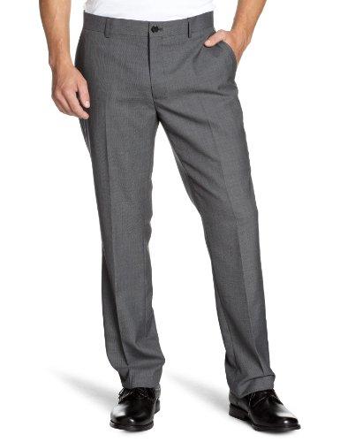 Selected - Pantalone, uomo, Grigio (Grau (Grey)), 54- DE