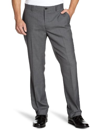 Selected Homme One Tax Dime NOOS F Slim Men's Trousers Grey W32INxL32IN