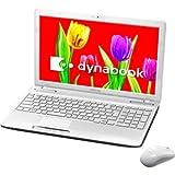 東芝 ノートパソコン dynabook T451/58EW(Office H&B搭載) PT45158EBFW