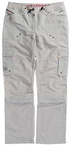 Exxtasy Women's Trouser - Grey, UK 10 / EU 36