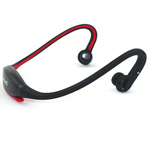 Creddeal Sports Wireless In-Ear Stereo Bluetooth Headphones Neckband With Built In Mic Compatible With All Smartphones,Tablet,Mp3,Laptops,Pc And Other Bluetooth Device
