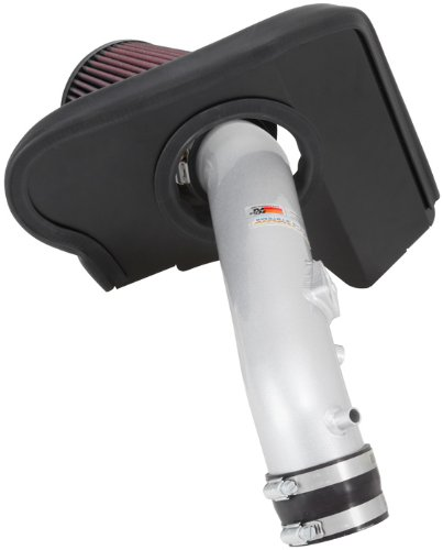 K&N Performance Cold Air Intake Kit 69-1213TS with Lifetime Filter for Honda Accord 2.4L