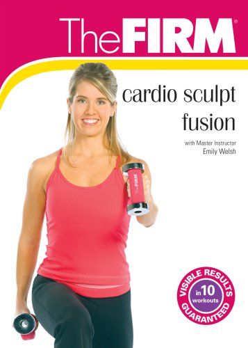 DVD : Firm: Cardio Sculpt Fusion