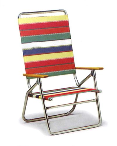 High Boy Beach Chair With Cupholders By Telescopetm (291:Spencer)