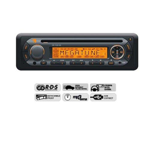 Kienzle CR1122CD Autoradio mit CD MP3 CD-R/RW