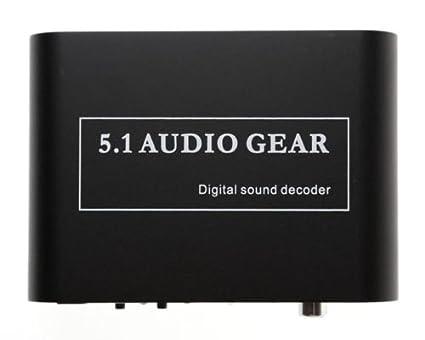 5.1 Digital 5.1 Digital us Plug