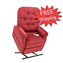 Hot Sale Wayne 3-Position Reclining Power Lift Chair
