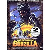 echange, troc The return of Godzilla / Godzilla vs. Spacegodzilla