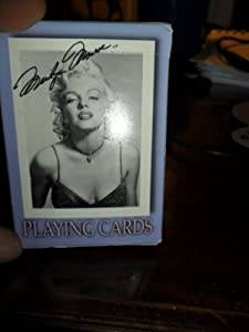 The U.S. Playing Card Co. Marilyn Monroe Playing Cards