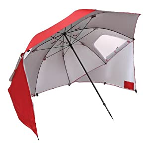 Sport-Brella Umbrella, Red $39.99