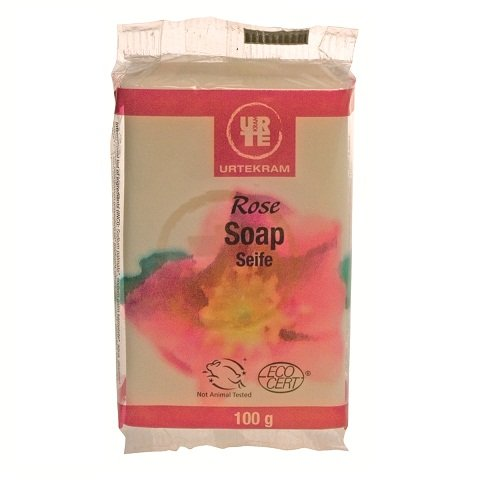 urtekram-rose-soap-100g