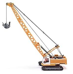 Amazon.com: Siku 1891 - Cable Excavator (#1891): Toys & Games
