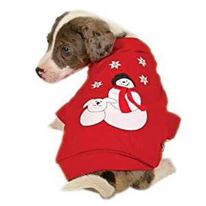 Holiday Twinkle Fiber Optic Dog Sweater - Extra Small from SEASONAL/CHRISTMAS ITEMS