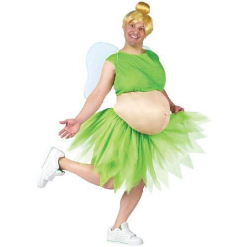Tinker Belly Costume - Standard - Chest Size 33-45