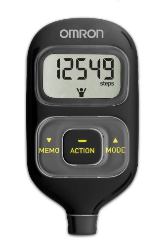 Omron Hj-203 Pedometer With Activity Tracker front-805959