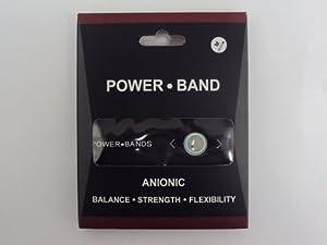 Power Balance, Small, Black/White