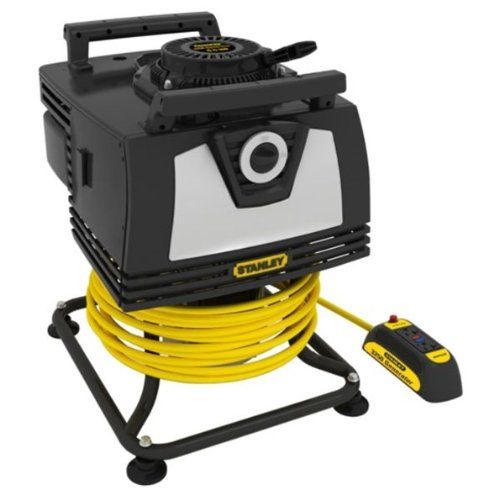 Stanley 3250-Watt 173Cc 6.5 Hp Ohv Portable Generator With Bonus 25-Feet Heavy Duty Cord