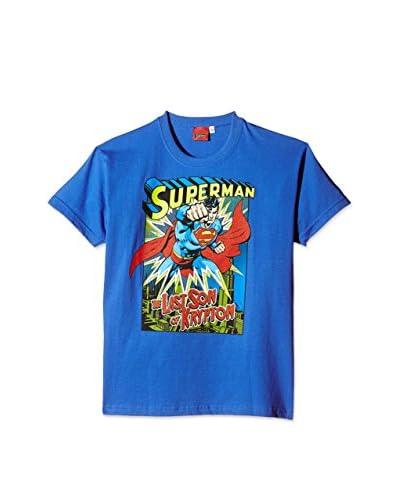 DC COMICS Camiseta Manga Corta Superman The Last Son