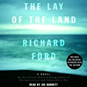 The Lay of the Land: Frank Bascombe, Book 3 | Richard Ford