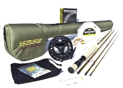 Sage Smallmouth Bass Fly Rod Outfit (290gr)