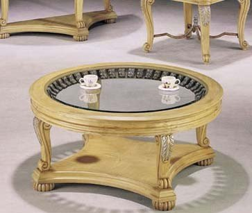 Buy low price coffee table traditional style antique white for Buy white coffee table