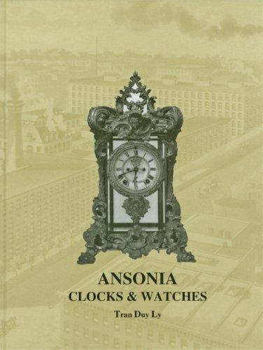 Ansonia CLOCKS & Watches