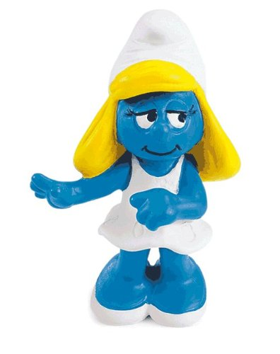 Buy Low Price Schleich Smurfette Figure (B000GJJBYQ)