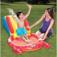 Slip 'N Slide Crab Splash Pool Water Slide by Slip 'N Slide