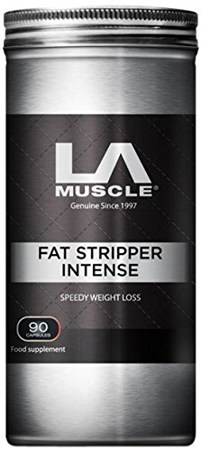 LA Muscle Fatstripper Intense Fat Burner - 90 Capsules