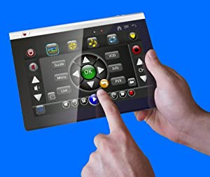Touchsquid 7inch Universal Remote Control Tablet Ir,bt,wifi,16gb