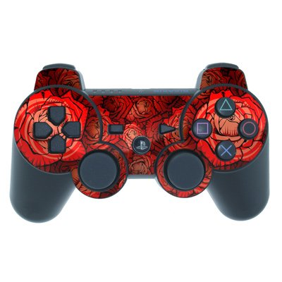 Mygift Rozi Design Ps3 Playstation 3 Controller Protector Skin Decal Sticker