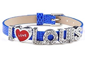 One Direction Bracelet 1d Band Concert Wristband I Love Louis by Yiwu City Yinuo E-Commercial Business Co.,Ltd