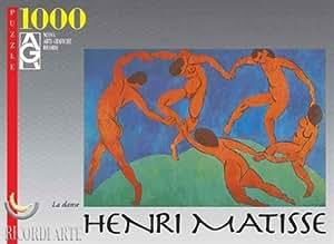 "International Publishing 2801N14454G - Gold""MATISSE LA DANSE""  1000 Teile Puzzle"