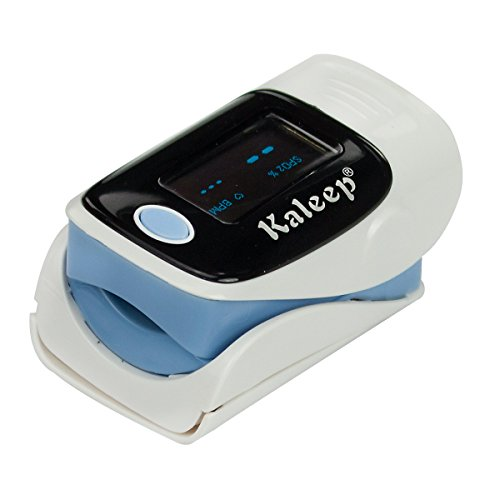 Pulsoximeter Finger Tip Fingertip Sauerstoffmessgerät SpO2 PR Pulsmesser