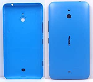 BLUE Replacement Battery Door Panel Housing Back Cover Case for Nokia Lumia 1320