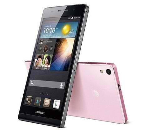 41tpdpeI1JL Huawei Ascend P6 Black Quad Core 4.7 inch 1280*720 with Android 4.2.2 1.5 GHz S